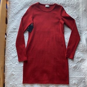 BRAND NEW Aritzia Wilfred Free Sweater Dress